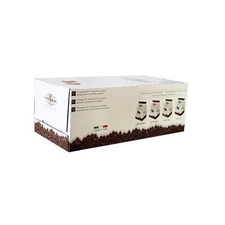 Miscela d'Oro Espresso Decaf NES Capsules 100 x 5 gr