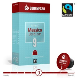 Gourmesso Messico Blend Forte – fairtrade