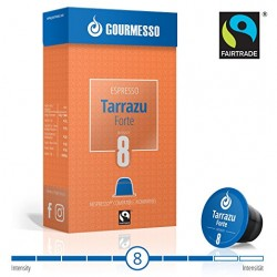 Gourmesso Tarazzu Forte – fairtrade