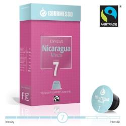 Gourmesso Nicaragua Mezzo – fairtrade